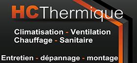 HC Thermique  - Chauffage, sanitaire, ventilation et climatisation